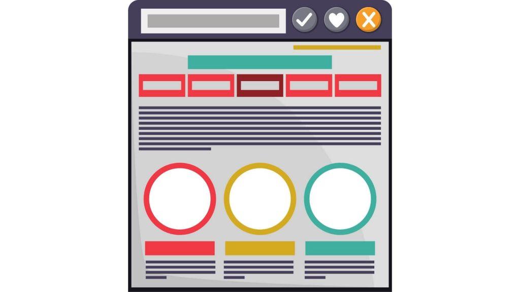 דף אודות שיווק דיגיטלי של אתרים