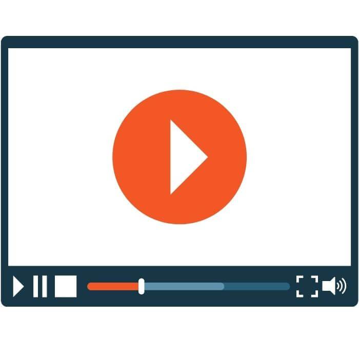 קידום סרטונים בדף נחיתה
