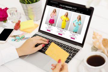 קידום דף הבית באתר למוצרים מקוונים